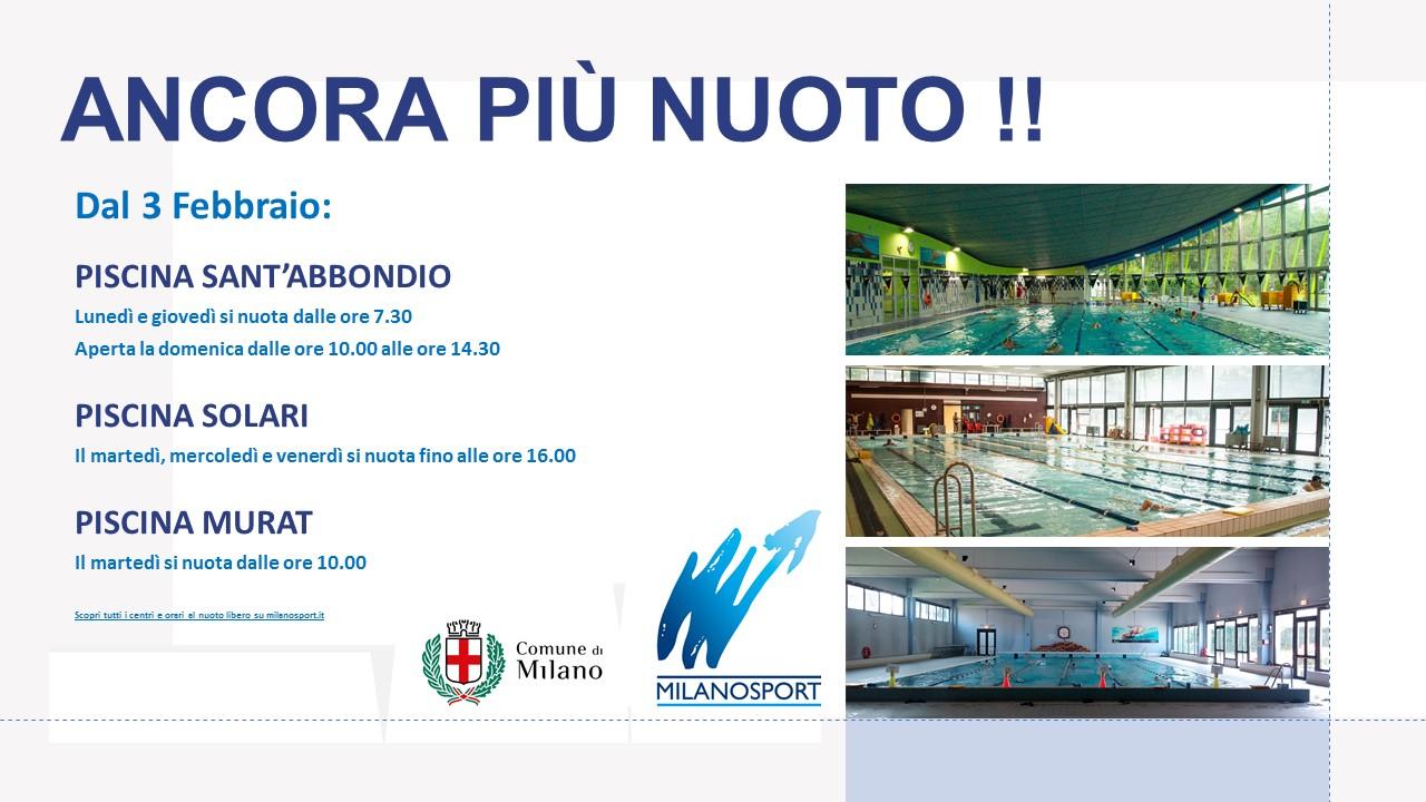 Milanosport a Milano, dove c'è sport